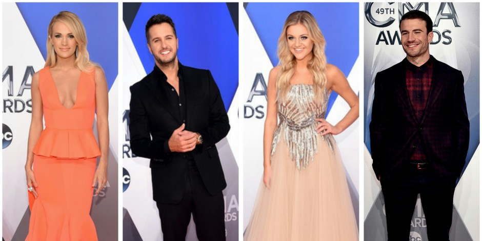 Best & Worst Dressed at the 49th Annual CMA Awards