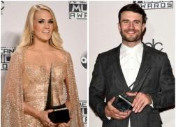 Carrie Underwood, Sam Hunt Win Big At 2015 American Music Awards