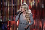Carrie Underwood Performs 'Heartbeat' on 'The X Factor' UK