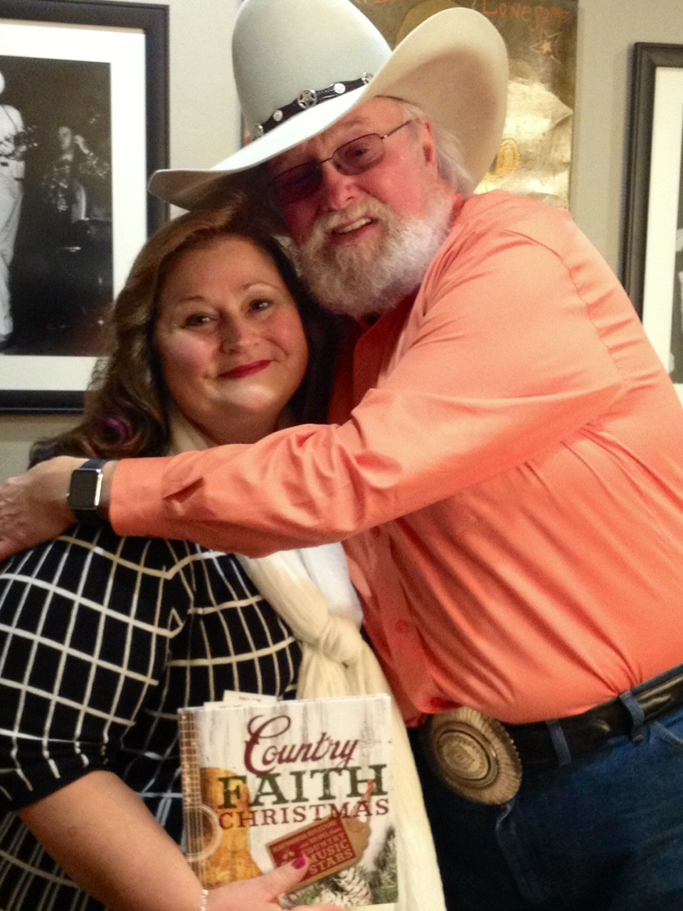 Charlie Daniels Deborah Evans Price Country Faith Christmas