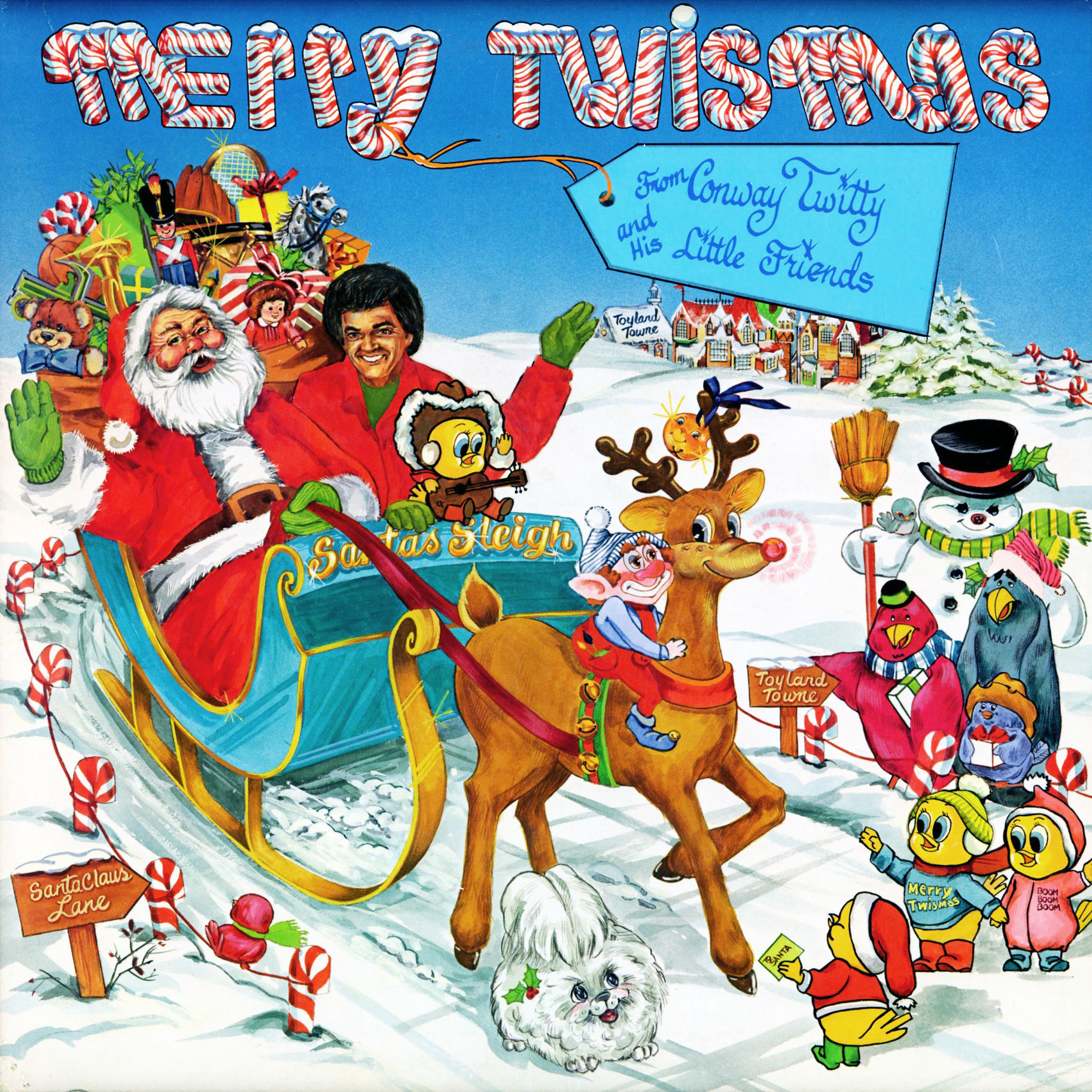 Conway Twitty Christmas