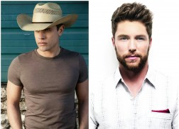 Dustin Lynch and Chris Lane Kick Off Hell of a Night Tour