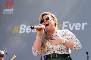 Kelly Clarkson Welcomes Baby Boy, Remington Alexander