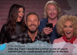 Little Big Town, Carrie Underwood and More Featured in Jimmy Kimmel 'Mean Tweets – Country Edition'
