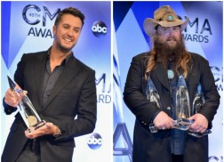 49th Annual CMA Awards – Complete Winners List