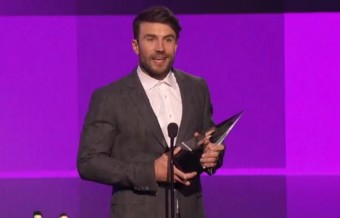 Sam Hunt Wins AMA New Artist of the Year