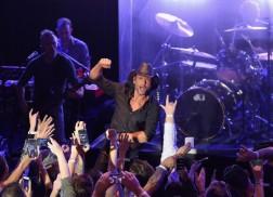 Tim McGraw Celebrates 'Damn Country Music' In New York City
