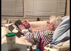 104-Year-Old Great-Grandmother's Dream Is To Meet Garth Brooks