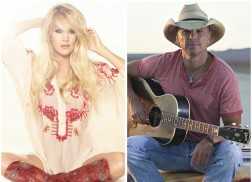 Carrie Underwood, Kenny Chesney to Headline 2016 Country Fest