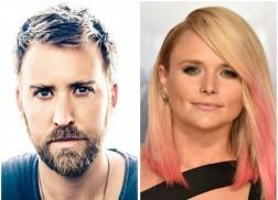 Charles Kelley To Collaborate With Miranda Lambert On New Album
