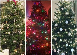 21 Country Stars' Christmas Trees That Will Give You #TreeEnvy