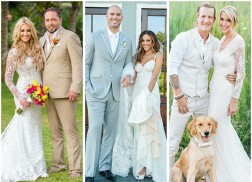 Country Music Year in Review: 2015 Weddings