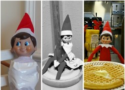 If The Elf On The Shelf Starred In These 9 Country Music Videos From 2015