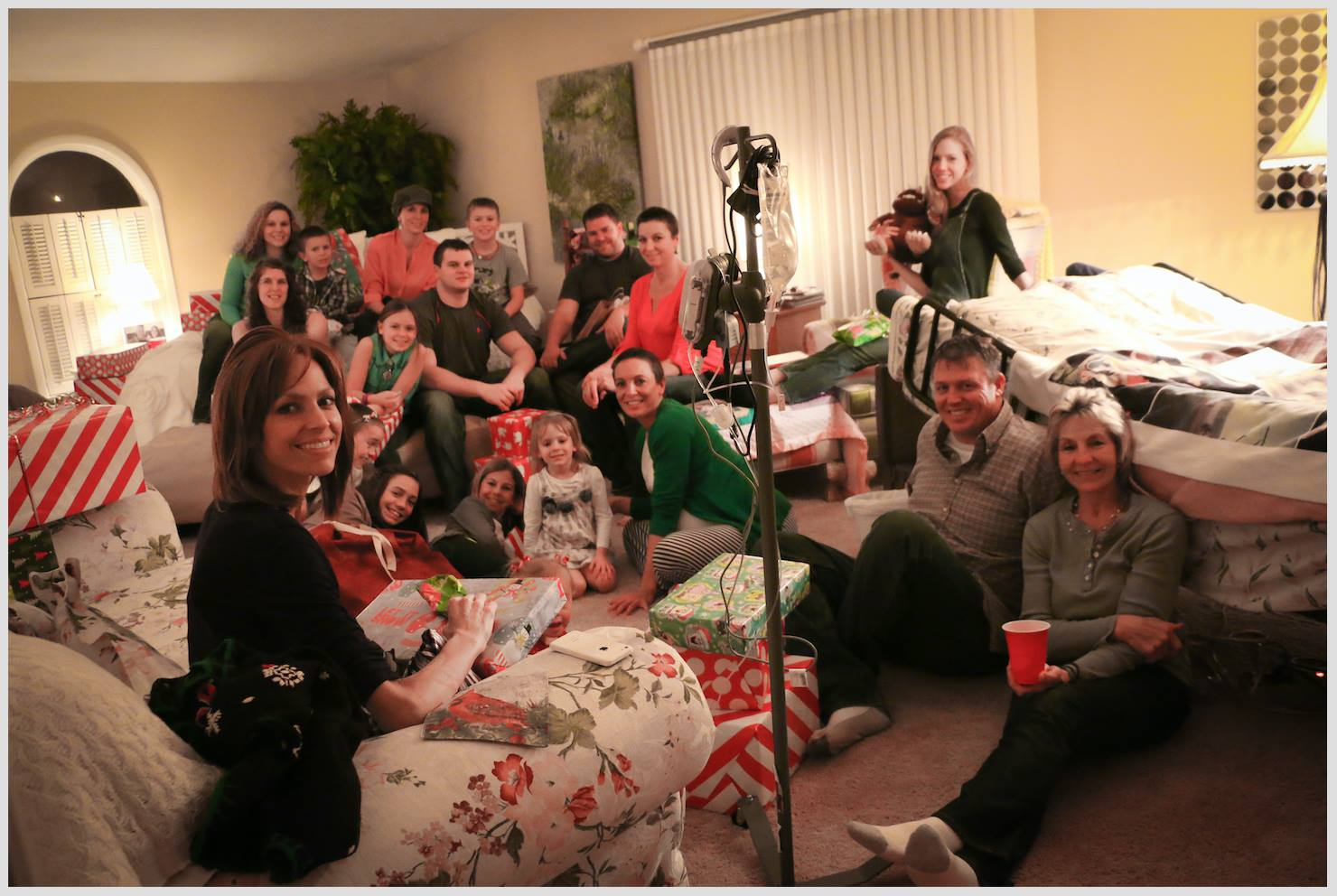Joey Feek Celebrates Christmas Surrounded By Family | Sounds Like ...