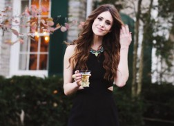 Kelleigh Bannen's Little Black Dress Redux