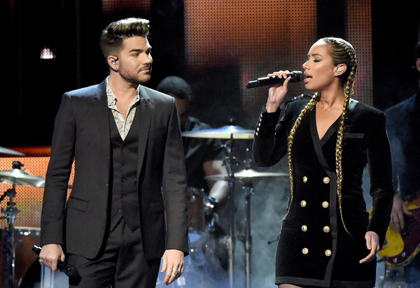 Leona Lewis, Adam Lambert Honor Little Big Town At CMT Artists of the Year