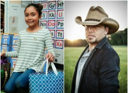 Jason Aldean Surprises 10-Year-Old Who Donated Birthday Gifts to Homeless Children