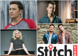 Sounds Like Nashville To Attend KSON CountryFest Christmas With Stitch Live