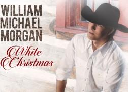 William Michael Morgan Debuts Holiday Single, 'White Christmas'
