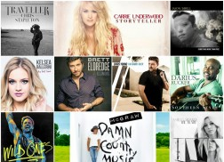 Top 10 Country Albums of 2015