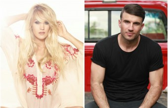 Carrie Underwood, Sam Hunt Added to GRAMMYs