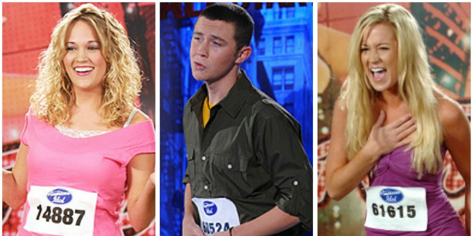 10 Of The Best American Idol Auditions Sounds Like Nashville