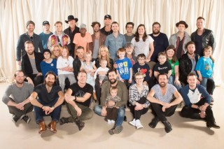 Dozens Of Artists Take Part In Country Cares For St. Jude Kids