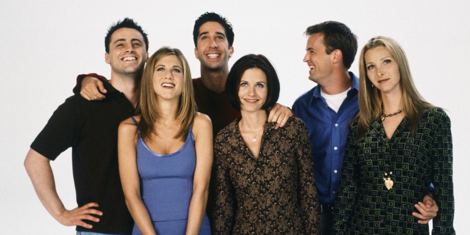 If Country Stars Were The Characters From 'Friends'
