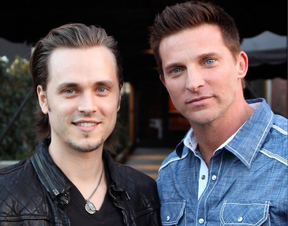 'Nashville's' Jonathan Jackson Teams With 'General Hospital's' Steve Burton On New Restaurant