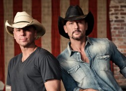 Remember When Tim McGraw & Kenny Chesney Had a Run-In with the Law?