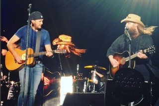Luke Bryan, Dustin Lynch and Friends Close Crash My Playa