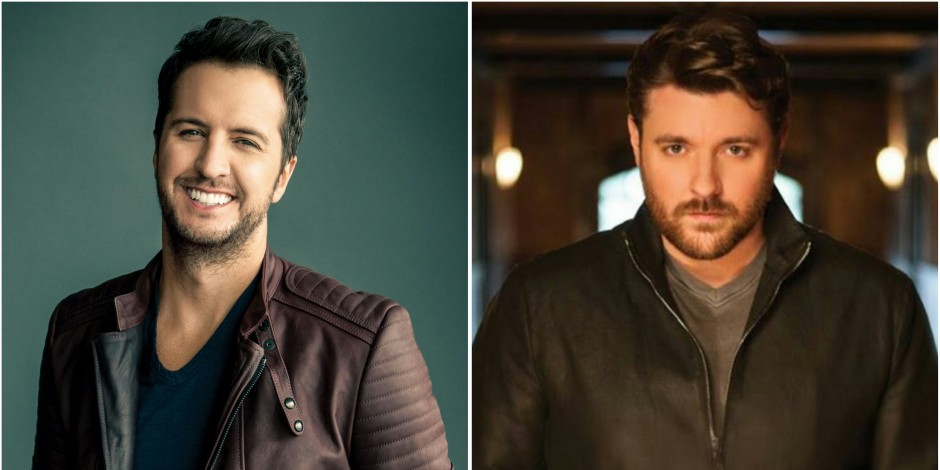 Luke Bryan, Chris Young Lead Lineup For Route 91 Harvest in Las Vegas