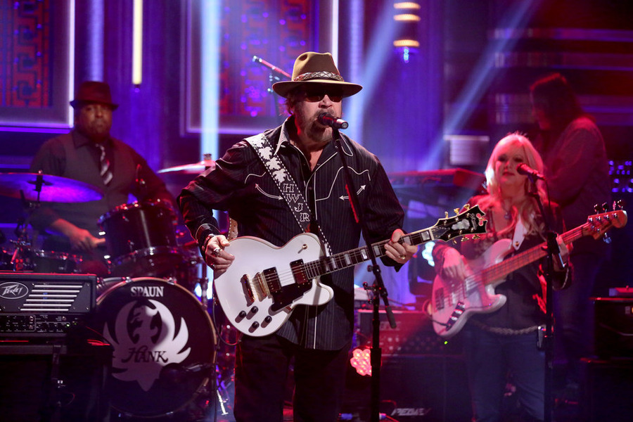 Hank Williams, Jr. Makes Media Rounds In Support of 'It's About Time'