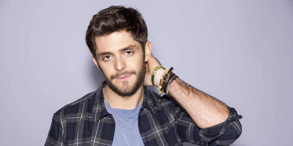 Thomas Rhett Knew 'T-Shirt' Would Be Strong Follow-Up to 'Die A Happy Man'