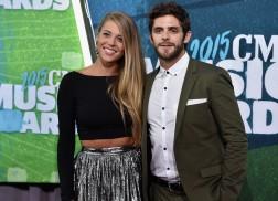 Thomas Rhett Gushes Over His Wife, Lauren