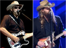 Hank Williams Jr. and Chris Stapleton Announce Co-Headlining Tour
