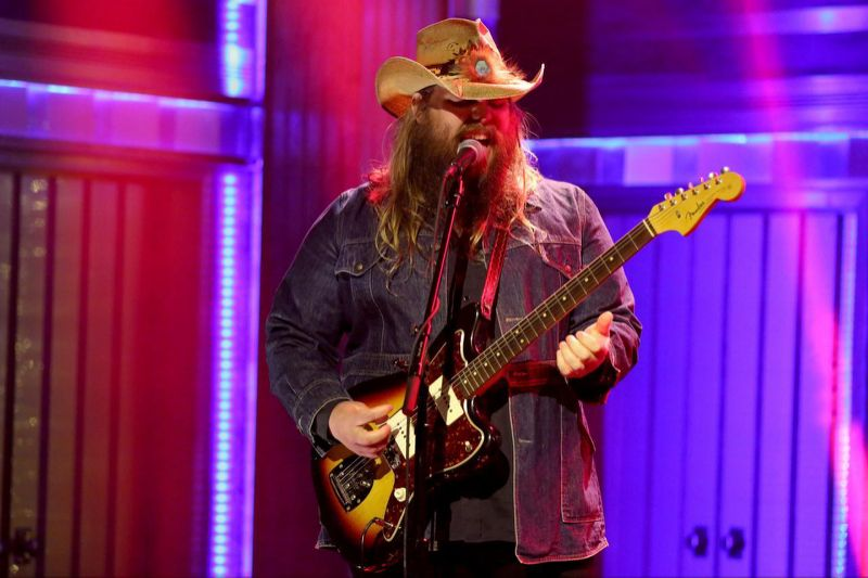 Chris stapleton little big town and more honor prince for What songs has chris stapleton written
