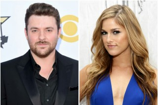 Chris Young and Cassadee Pope Continue Football Conversation