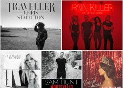 An In-Depth Look At The GRAMMYs' Best Country Album Nominees