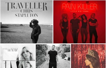 The GRAMMYs' Best Country Album Nominees