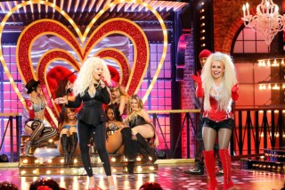 Hayden Panettiere Channels Christina Aguilera With 'Lip Sync Battle' Performance