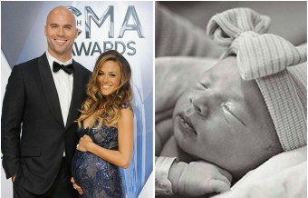 Jana Kramer and Husband Welcome Baby Girl