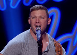John Wayne Schulz Performs Keith Urban Hit on 'American Idol'