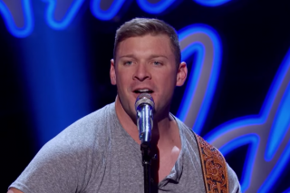 John Wayne Schulz Performs Keith Urban Hit on 'American Idol'