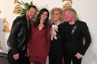 Little Big Town, Eric Paslay & More Celebrate GRAMMY Nominations