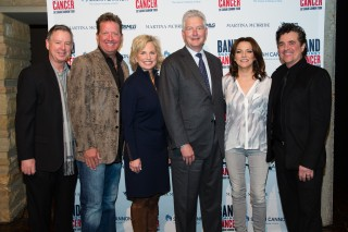 Martina McBride Joins Sarah Cannon to Launch National Band Against Cancer Campaign