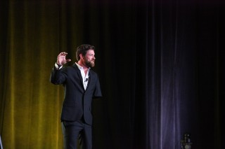Five Questions with CRS Keynote Speaker Noah Galloway