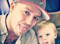 Love and Theft's Stephen Barker Liles Shares Video of Son Singing 'Whiskey on My Breath'