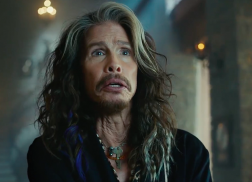 Steven Tyler Stars in Skittles' Super Bowl Commercial