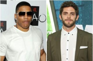 Nelly Covers Thomas Rhett's 'Die A Happy Man'